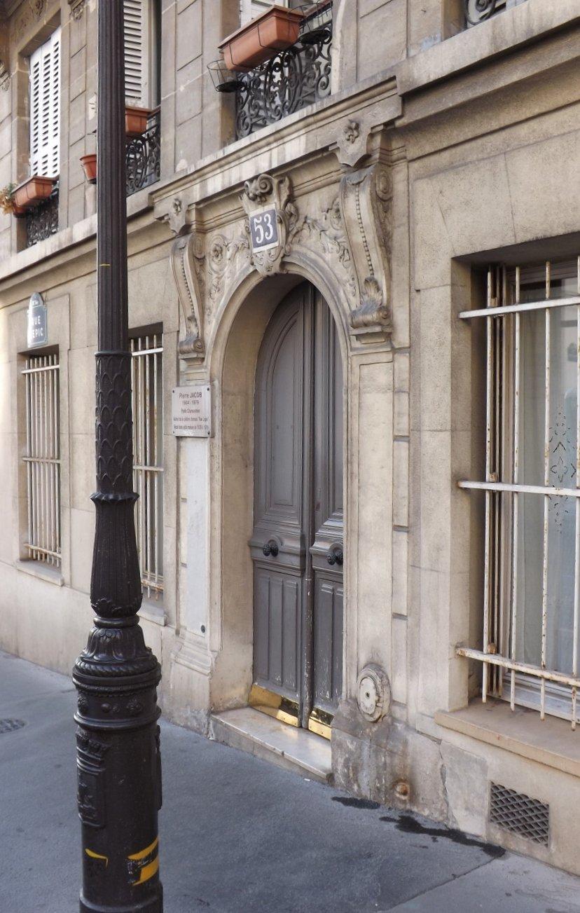 rue lepic 1