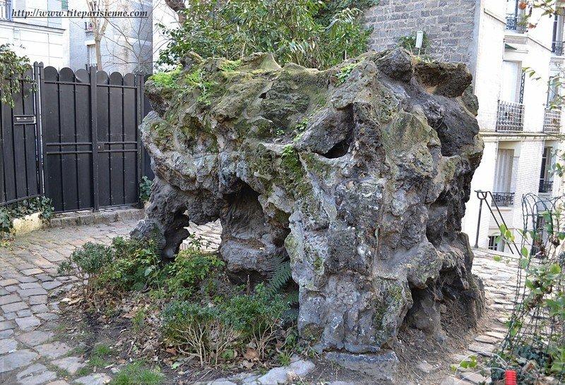 rocher de la sorcière